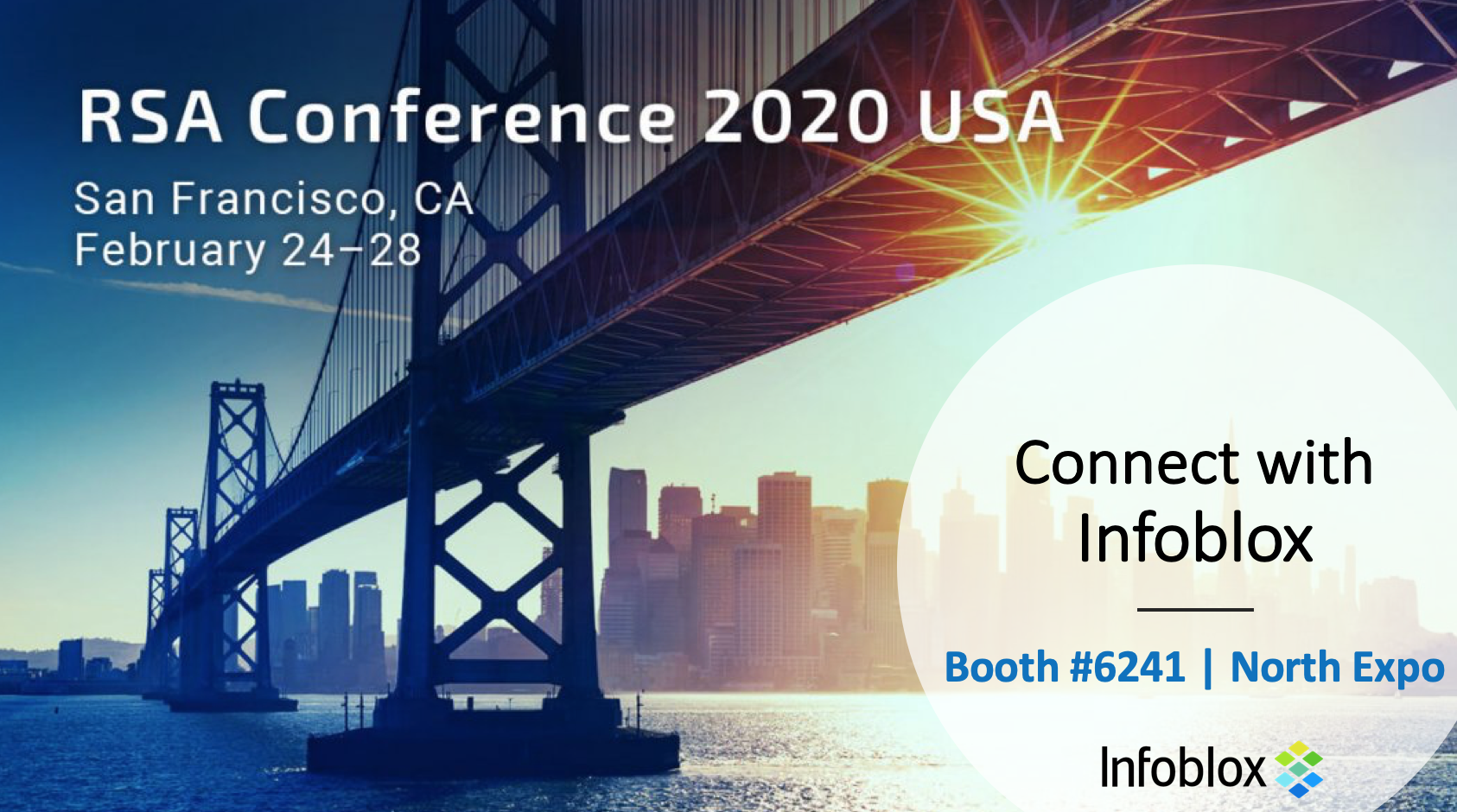 Connect With Infoblox at RSA Conference USA 2020