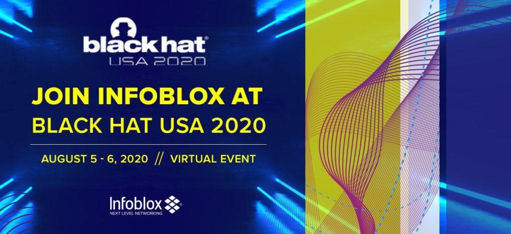 Infoblox Black Hat 2020