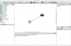 Using GNS3 Part 2