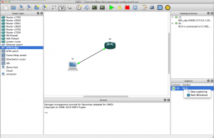 Using GNS3 Part 3